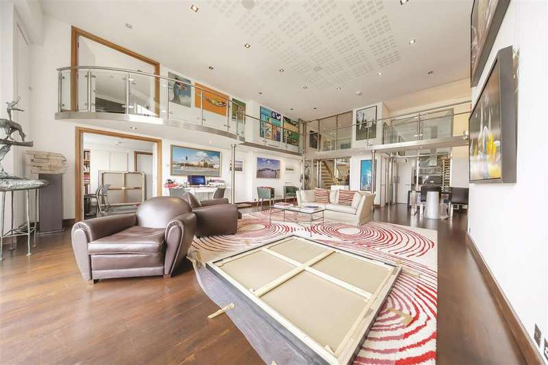 4 Bedrooms Flat for sale in Peterborough Road, SW6