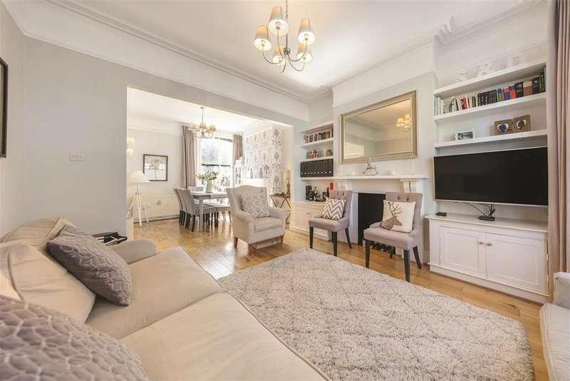 5 Bedrooms Terraced House for sale in Rudloe Road, SW12