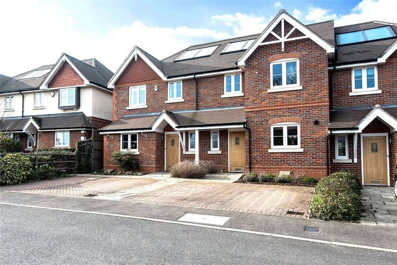 3 Bedrooms End Of Terrace House for sale in St. Matthews Court, Maidenhead, Berkshire, SL6