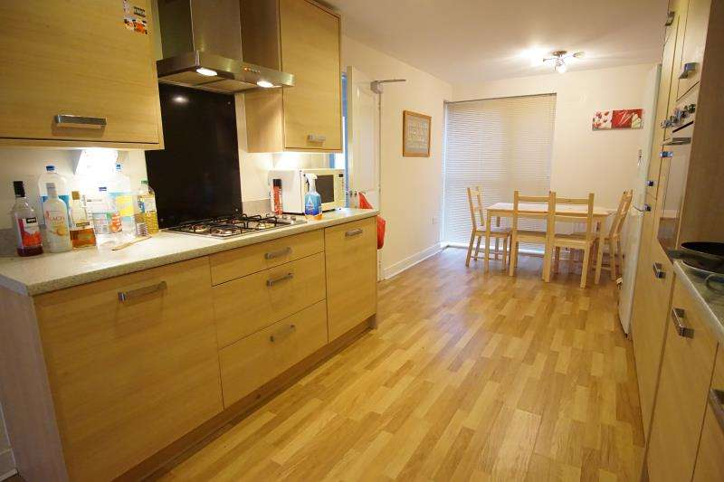 6 Bedrooms Terraced House for rent in Long Down Avenue, Cheswick Village, Bristol, BS16 1FT