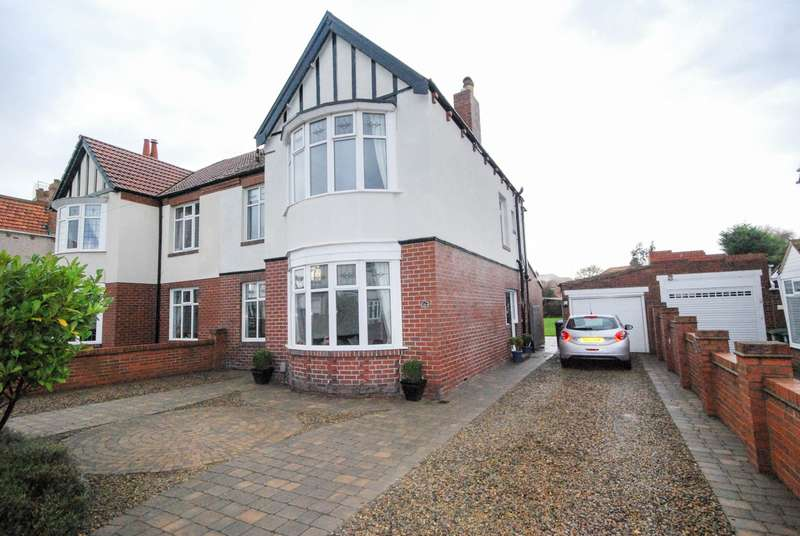 3 Bedrooms Semi Detached House for sale in Harton Grove, South Shields