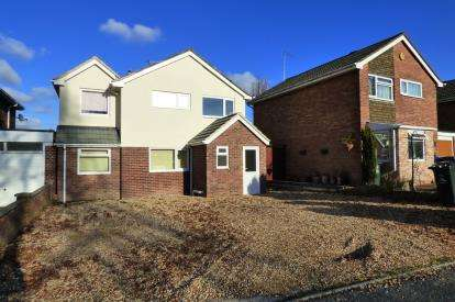 5 Bedrooms Detached House for sale in Canford Heath, Poole, Dorset
