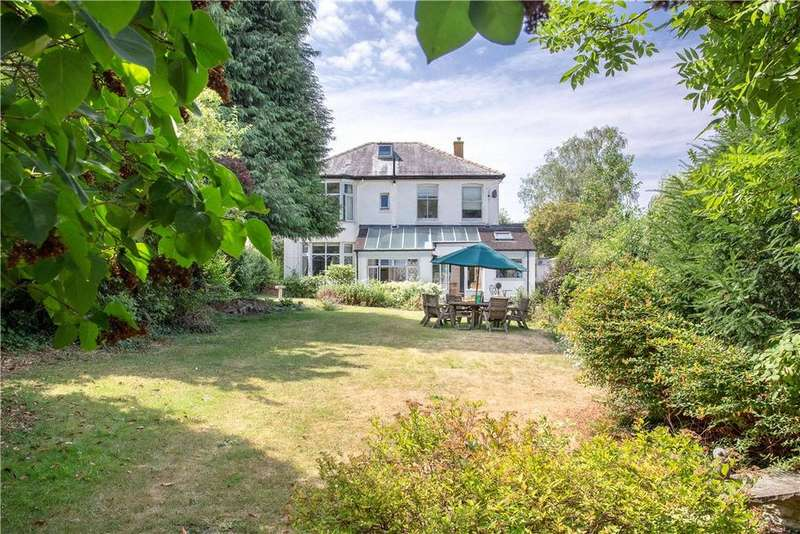 4 Bedrooms Detached House for sale in Pilford Road, Cheltenham, Gloucestershire, GL53
