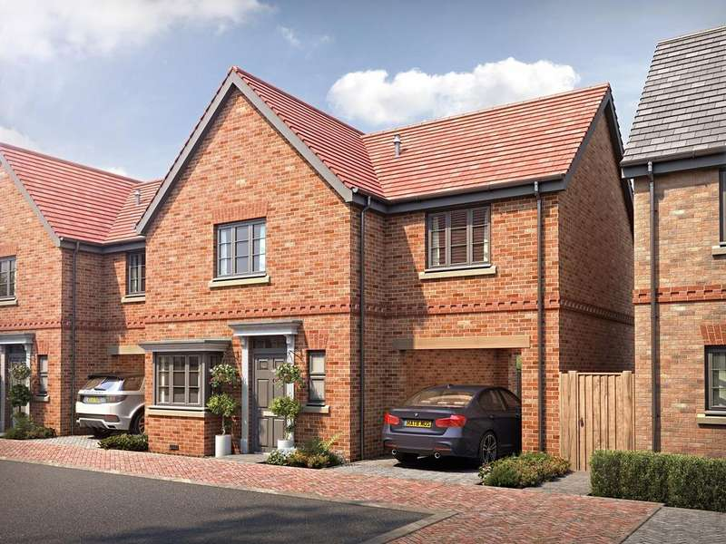 3 Bedrooms End Of Terrace House for sale in The Finn, Shepherds Place, Shefford, SG17
