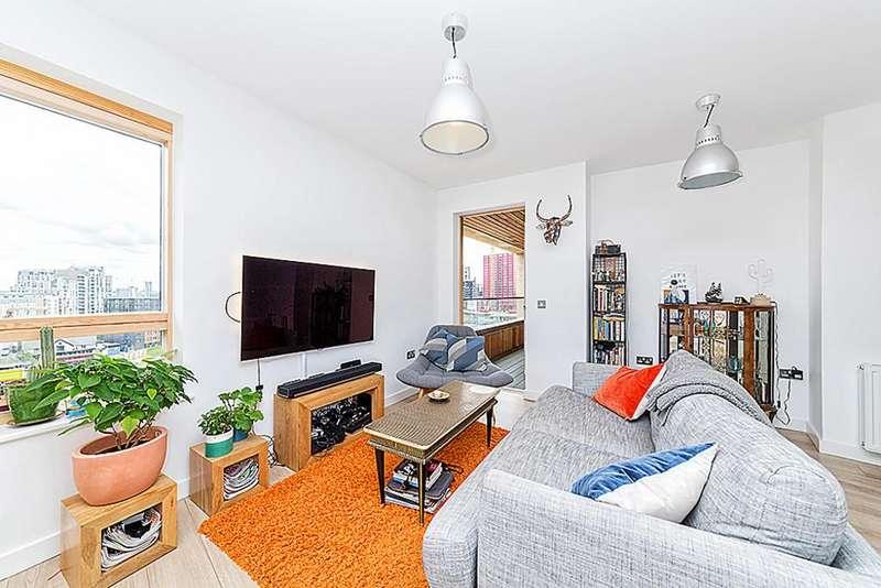 2 Bedrooms Apartment Flat for sale in Sherrington Court, London, E16
