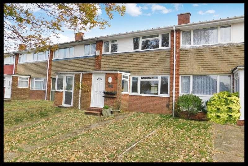 3 Bedrooms Terraced House for sale in Cutbush Lane, Bitterne, Southampton SO18