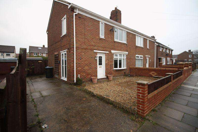 3 Bedrooms Semi Detached House for sale in Grinkle Avenue, Middlesbrough