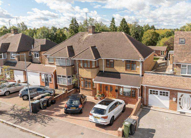 5 Bedrooms Semi Detached House for sale in *** Old Bedford Road Area ***