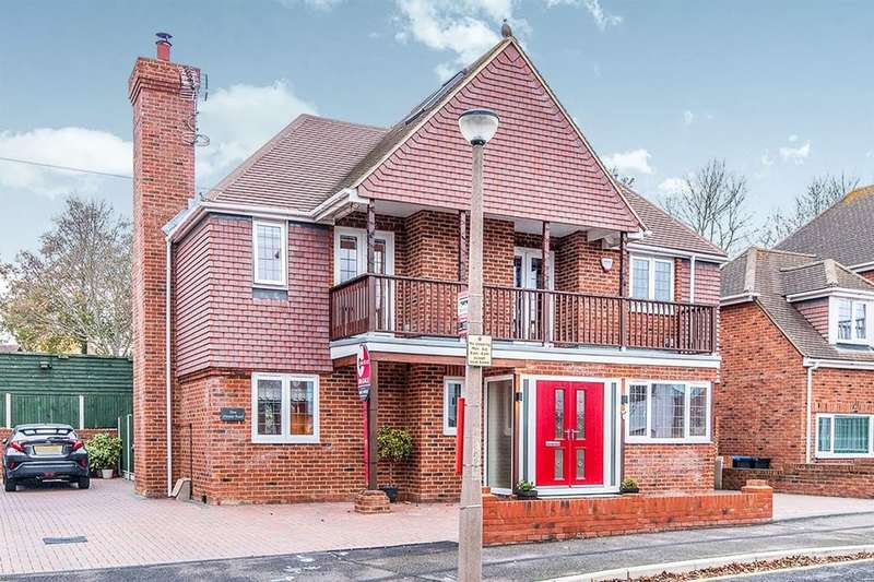 5 Bedrooms Detached House for sale in Minster Road, Ramsgate, CT11
