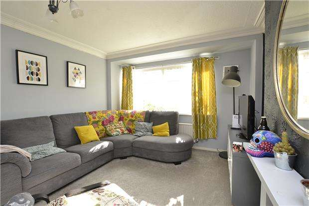2 Bedrooms Flat for sale in Montreal Avenue, Horfield, Bristol, BS7 0NB