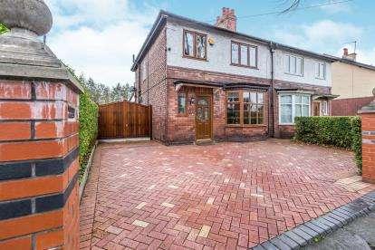 3 Bedrooms Semi Detached House for sale in Powis Road, Ashton-On-Ribble, Preston, Lancashire