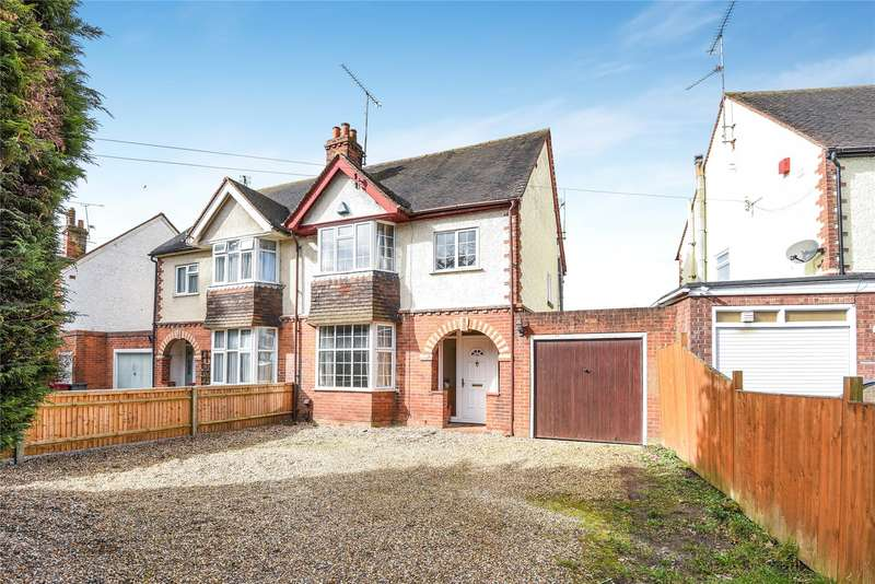 3 Bedrooms Semi Detached House for sale in Burghfield Road, Reading, Berkshire, RG30