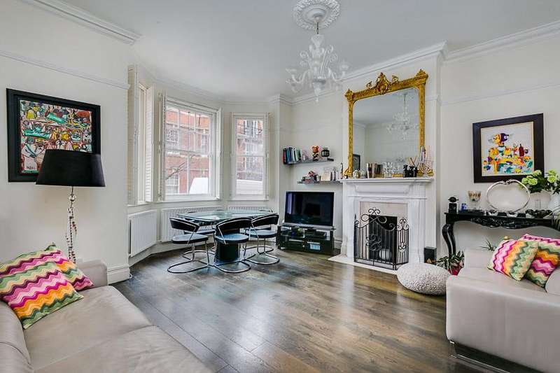 2 Bedrooms Flat for sale in Palace Mansions, Earsby Street, London, W14