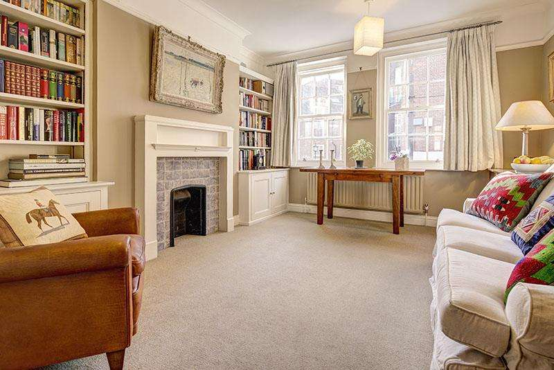 2 Bedrooms Flat for sale in 20, Middleton House, Westminster, SW1P 4AS