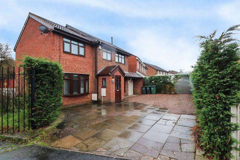 4 Bedrooms Detached House for sale in Dawn Drive, Tipton