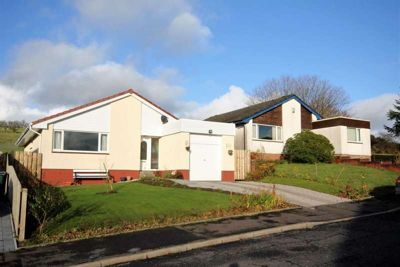 4 Bedrooms Detached Bungalow for sale in Hillview Road, Darvel, Ayrsire KA17