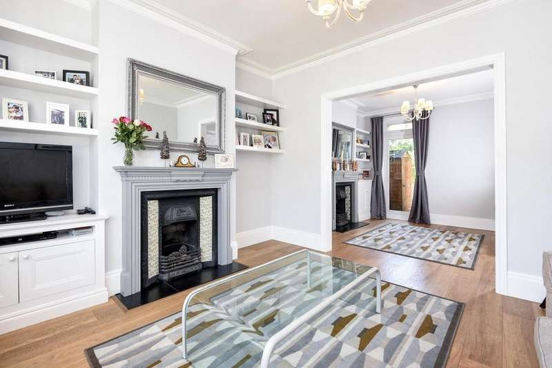 4 Bedrooms Terraced House for sale in Burntwood Lane, Earlsfield