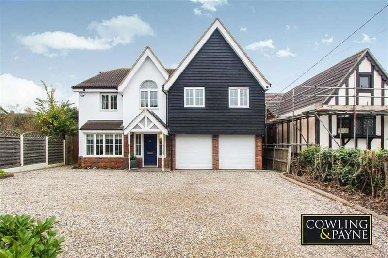 6 Bedrooms Detached House for sale in Crays Hill, Billericary, Essex