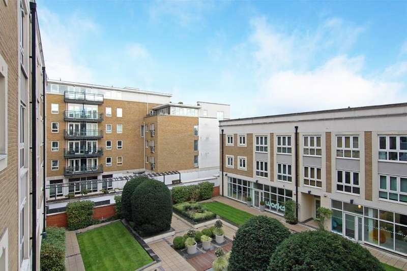 2 Bedrooms Flat for sale in Brewhouse Lane, London