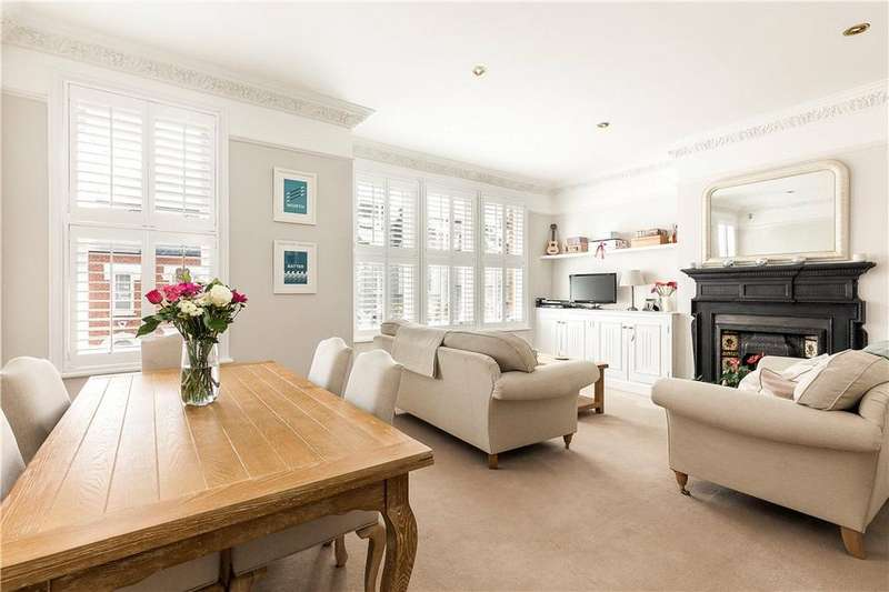 2 Bedrooms Flat for sale in Airedale Road, Wandsworth Common, London, SW12