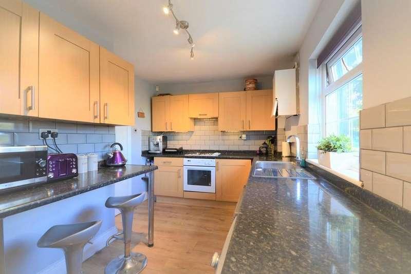 3 Bedrooms End Of Terrace House for sale in Ringwood Road, Tilehurst