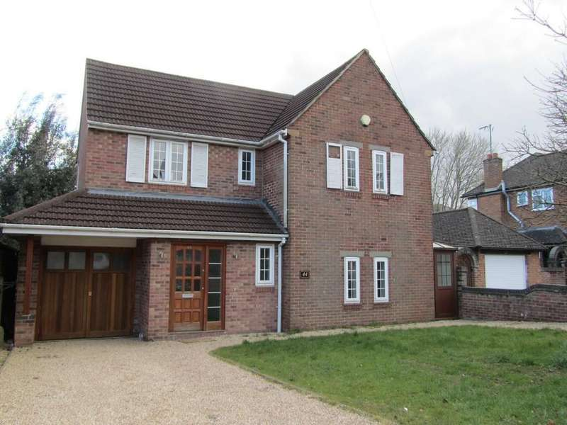 4 Bedrooms Detached House for sale in Blenheim Avenue, Southampton