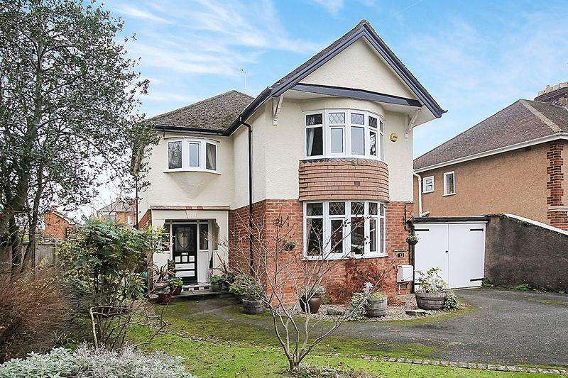 3 Bedrooms Detached House for sale in BROOMY HILL