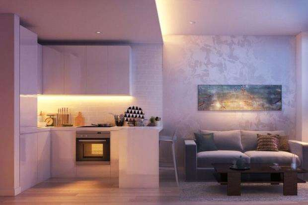 1 Bedroom Apartment Flat for sale in Queens Road, Reading, Berkshire
