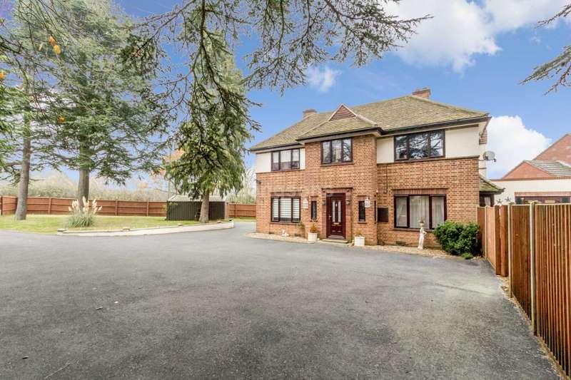 4 Bedrooms Detached House for sale in Castleacre Road, Swaffham