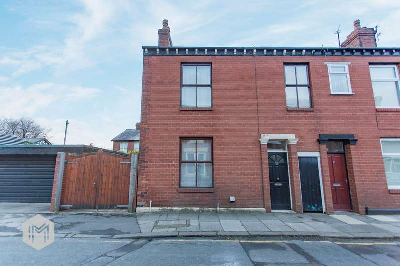 3 Bedrooms Terraced House for sale in Bank Street, Chorley, PR7