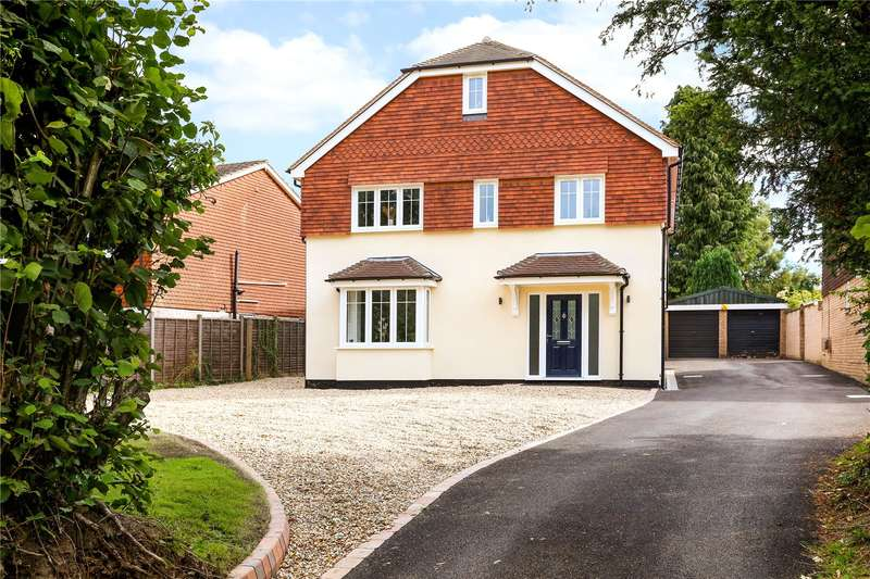 5 Bedrooms Detached House for sale in Church Road, Bramshott, Liphook, Hampshire, GU30