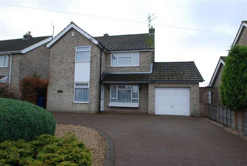 3 Bedrooms Detached House for sale in Tower Road, Boston