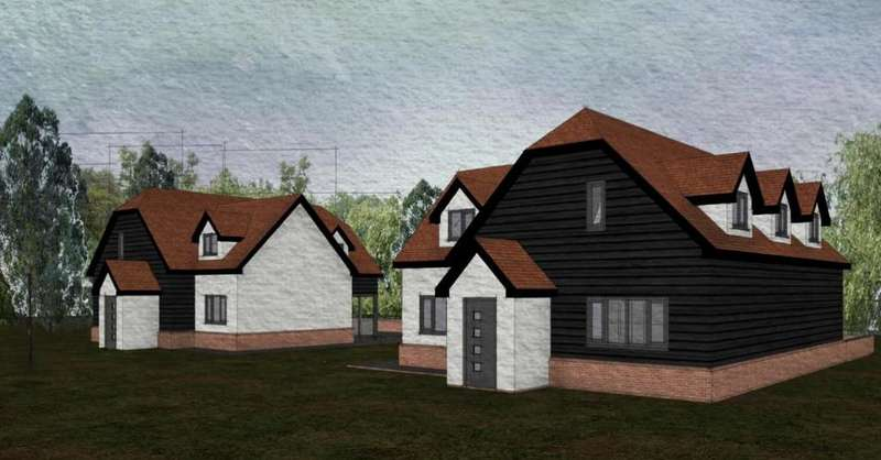 1 Bedroom Land Commercial for sale in Warley Gap, Little Warley, Brentwood, Essex, CM13