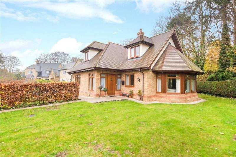 3 Bedrooms Detached House for sale in Manor Gardens, Potton, Sandy, Bedfordshire