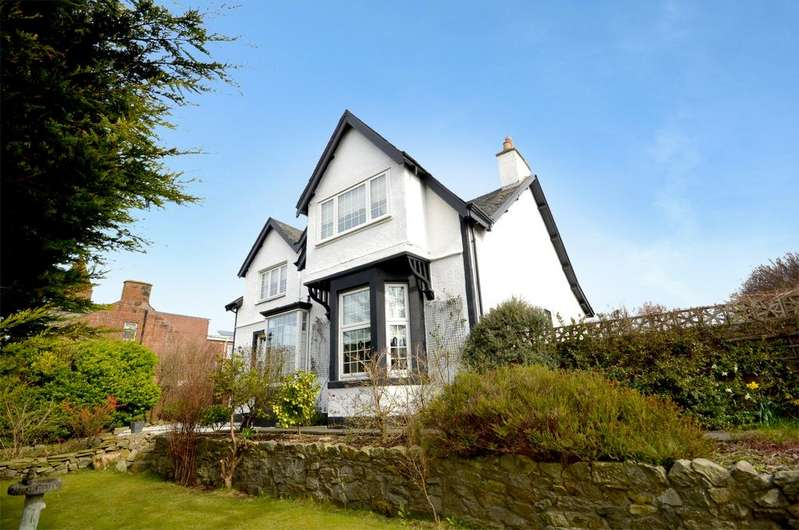 5 Bedrooms Detached Villa House for sale in Eliock Lodge 215 Main Street, Prestwick, KA9 1LH