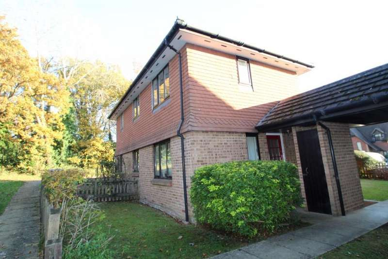 1 Bedroom Maisonette Flat for sale in Portia Grove, Warfield, RG42