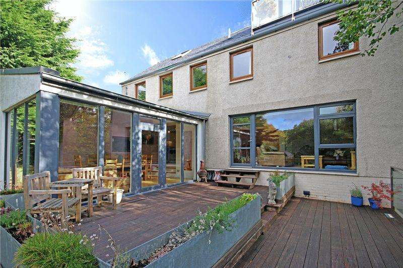 4 Bedrooms Semi Detached House for sale in 55B West Main Street, Uphall