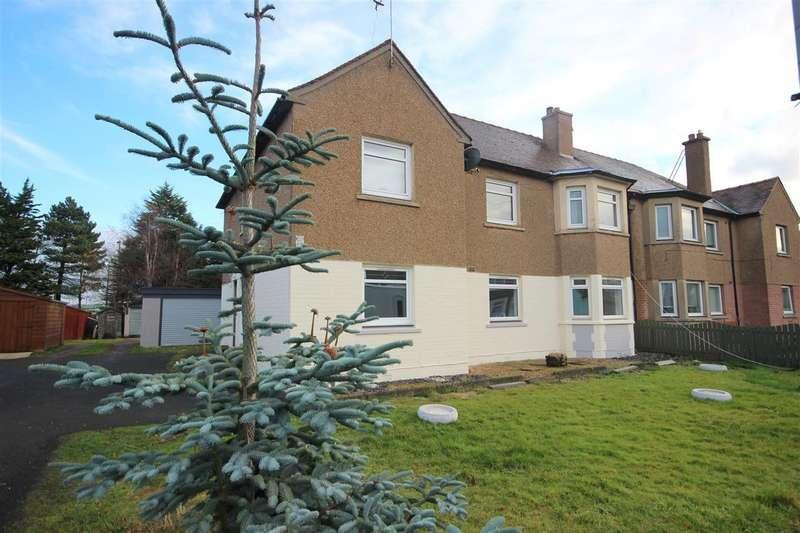 3 Bedrooms Apartment Flat for sale in Albert Avenue, Grangemouth