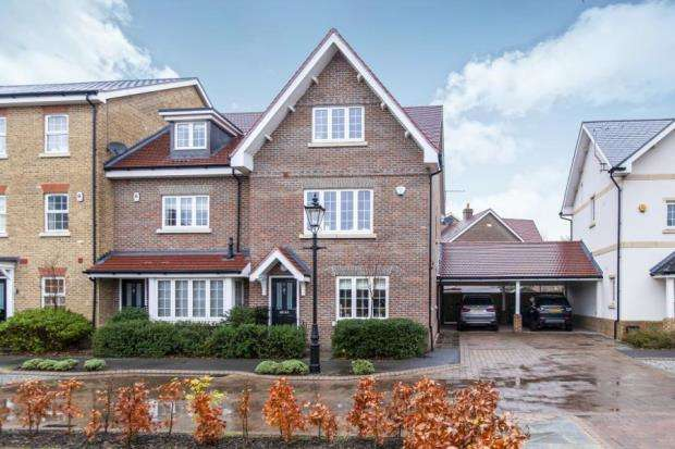 4 Bedrooms End Of Terrace House for sale in Maidenhead, Berkshire