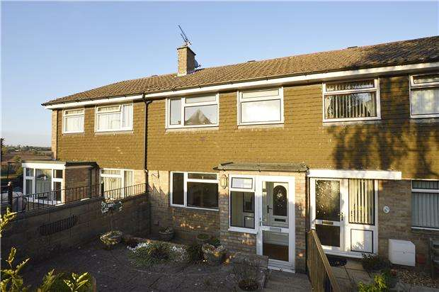 3 Bedrooms Terraced House for sale in Roman Way, Paulton, BRISTOL, BS39 7XB