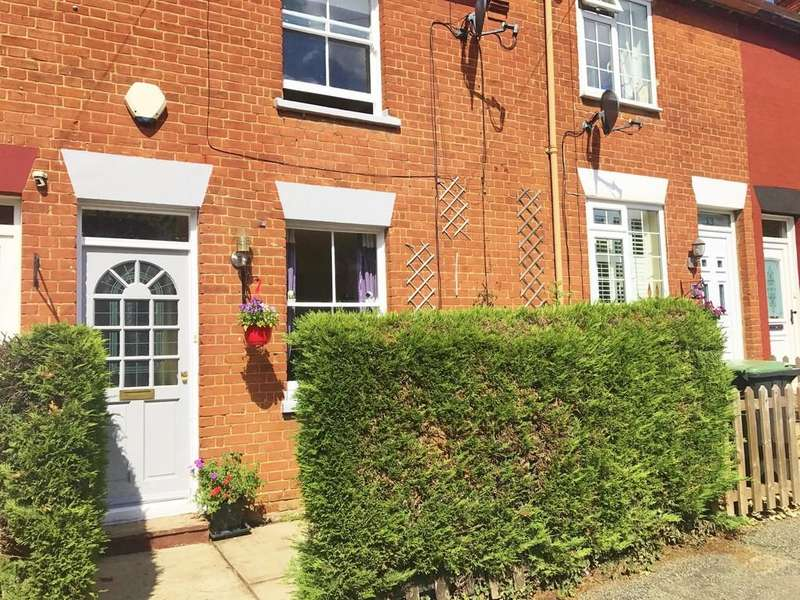 2 Bedrooms Terraced House for sale in Stoney Common, Stansted