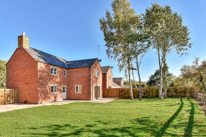 4 Bedrooms Detached House for sale in Birch Cottage, Drayton Road, Medbourne