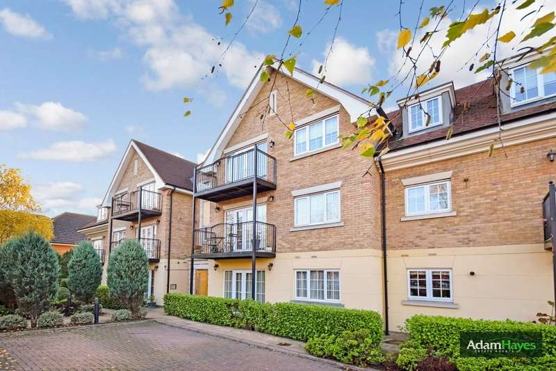 2 Bedrooms Flat for sale in Thyme Court, Holders Hill Road, Mill Hill, NW7