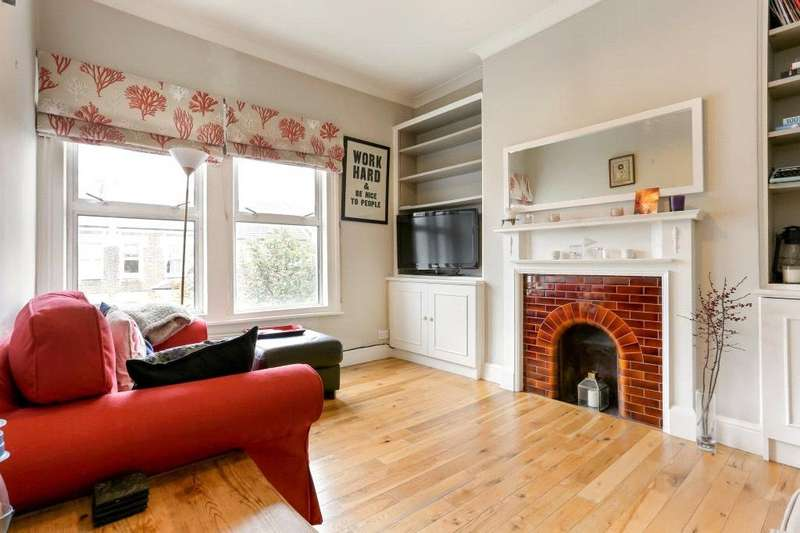 3 Bedrooms Flat for sale in Portnall Road, Maida Vale, London, W9