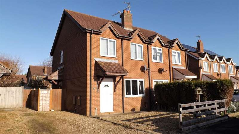 3 Bedrooms Semi Detached House for sale in Marshlands Drive, Holbeach
