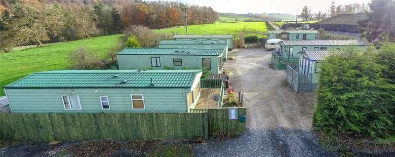 Land Commercial for sale in Punchbowl Caravan Site, Askham, Penrith, Cumbria