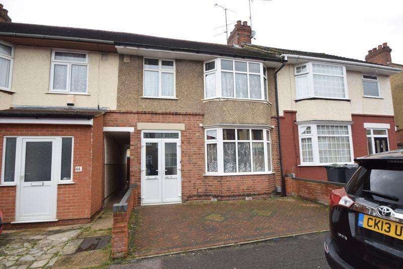 3 Bedrooms Terraced House for sale in St. Lawrence Avenue, Luton