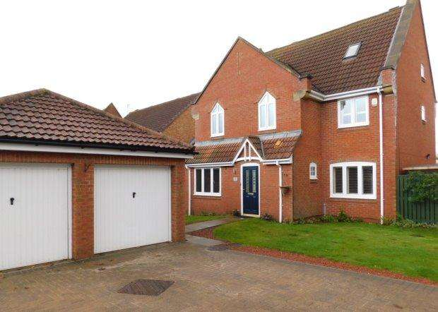 5 Bedrooms Detached House for sale in WELLGARTH MEWS, SEDGEFIELD, SEDGEFIELD DISTRICT