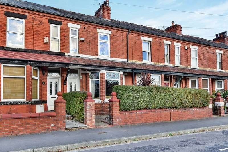 3 Bedrooms Terraced House for sale in Linley Road, Sale, M33