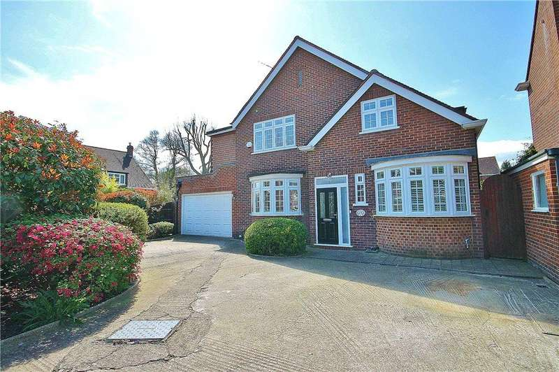 4 Bedrooms Detached House for sale in Elizabeth Way, Feltham, TW13